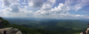 From Mary's Rock Summit